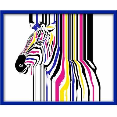 Obraz ZEBRA 50 x 40 cm