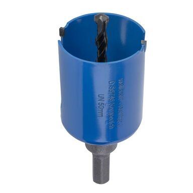 Otwornica uniwersalna HEX 50 mm 3879000 WOLFCRAFT
