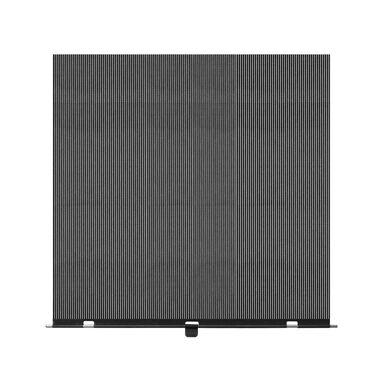 Markiza zewnętrzna okienna Czarna 78x118 cm Contrio