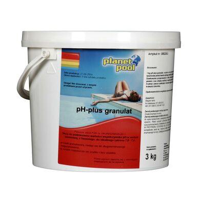 Granulat do basenu 3 kg PLANET POOL PH PLUS