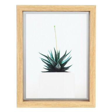 Ramka na zdjęcia KRON 14 x 19 cm jasnobrązowa MDF