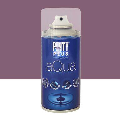 Farba wodna w sprayu AQUA 150 ml Viol aubergi PINTY PLUS