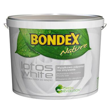 Farba wewnętrzna WHITE LOTOS 2,5 l BONDEX