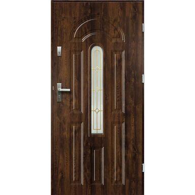 Drzwi wejściowe WENUS Orzech 80 Prawe