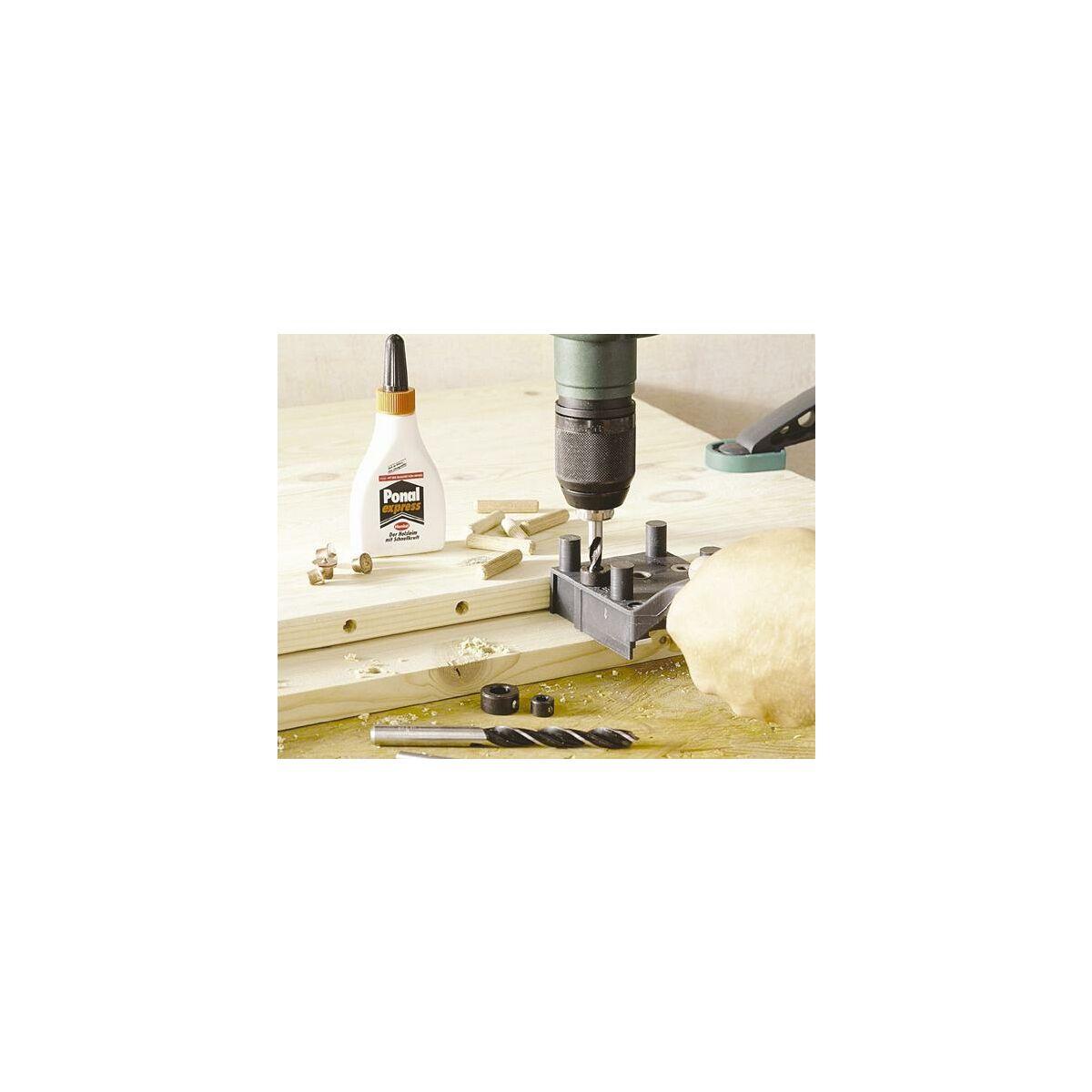 Przyrzad Do Wykonywania Otworow 6 8 10 4640000 Wolfcraft Akcesoria Do Wykonywania Polaczen W Drewnie W Atrakcyjnej Cenie W Sklepach Leroy Merlin