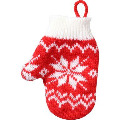 Zawieszka rękawiczka w sweterku 9 cm 1 szt.