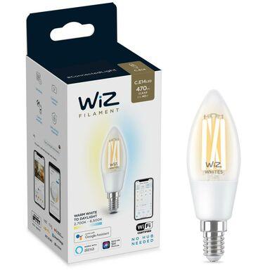 Żarówka Smart LED E14 4.9 W = 40 W 470 lm CCT DIM WIZ
