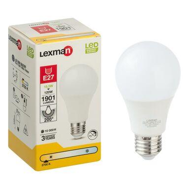 Żarówka LED E27 (230 V) 15,5 W 1901 lm Ciepła biel LEXMAN
