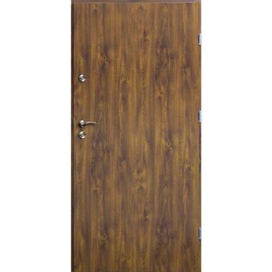 Drzwi wejściowe TRO ARTE Złoty dąb 90 Prawe OK DOORS TRENDLINE