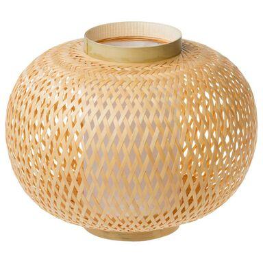 Lampa stołowa UTAKA bambusowa E27 INSPIRE