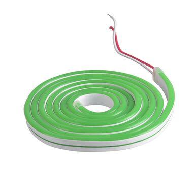 Neon LED IP65 2 m zielony Polux
