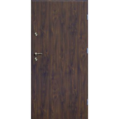 Drzwi wejściowe TRO ARTE Orzech 90 Prawe TRENDLINE