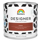 Tester farby DESIGNER COLLECTION Tango 0.1 l BECKERS