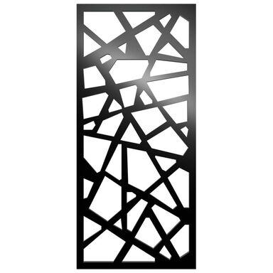Panel ażurowy MATRIX Czarny 90 x 200 cm