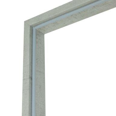 Ościeżnica stała do drzwi zewnętrznych Iryd 80 Lewa Industry Domidor