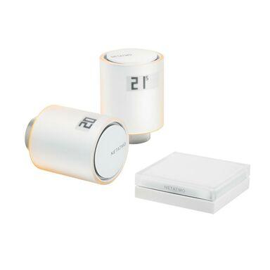 Zestaw termostatyczny startowy NVP-EN NETATMO