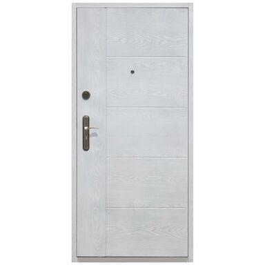 Drzwi wejściowe UNO WHITE 90Prawe