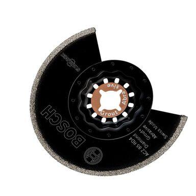 Tarcza półokrągła diamentowa 85 mm RIFF ACZ 85 RD4 BOSCH