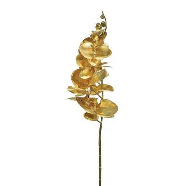 Gałązka storczyk 100 cm 1 szt. złoty