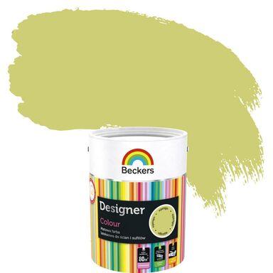 Farba wewnętrzna DESIGNER COLOUR 5 l Asparagus BECKERS