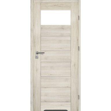 Skrzydło drzwiowe z podcięciem wentylacyjnym MATARO Dąb Montana 90 Prawe ARTENS