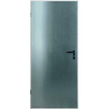 Drzwi techniczne ECO 80 Uniwersalne Ocynkowane