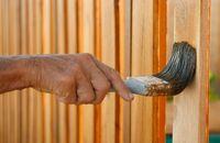 Odnawiamy drewniany płot