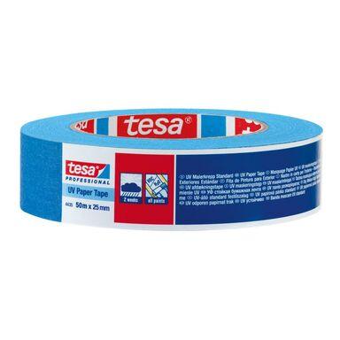 Taśma malarska UV PAPER TAPE 25 mm x 50 m TESA TAPE