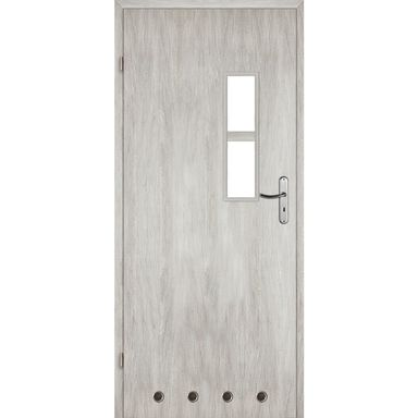 Skrzydło drzwiowe MONTI Dąb srebrny 60 Lewe VOSTER