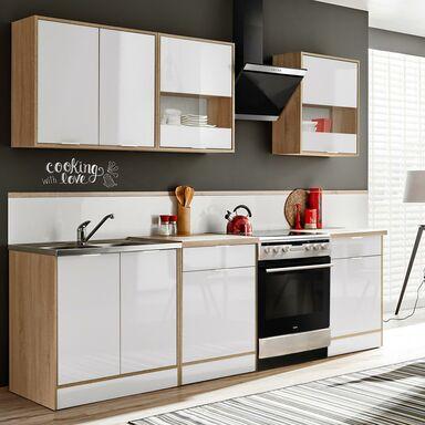 Zestaw mebli kuchennych VANESSA 6 EL. MEBLE OKMED