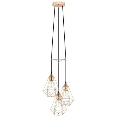 Lampa wisząca BYRON miedziana E27 INSPIRE