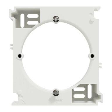 Rozszerzenie natynkowe podstawy Miluz Ed białe SCHNEIDER ELECTRIC