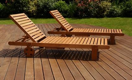 Jak Ułożyć Taras Drewniany Na Legarach Porada Leroy Merlin
