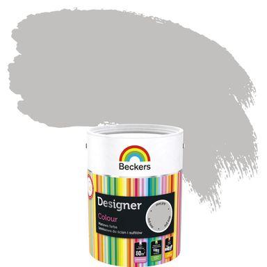 Farba wewnętrzna DESIGNER COLOUR 5 l Stony Grey BECKERS