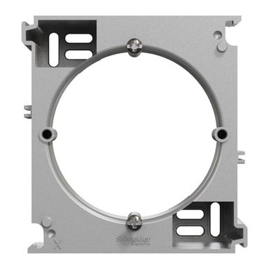 Rozszerzenie natynkowe podstawy Miluz Ed aluminium SCHNEIDER ELECTRIC