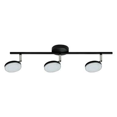 Listwa reflektorowa CAPRI 3 czarna LED POLUX
