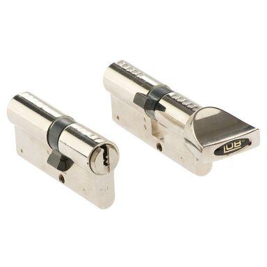 Zestaw wkładek drzwiowych BĘBENKOWYCH HEKTOR 40 x 50 mm + 40G x 50 mm LOB