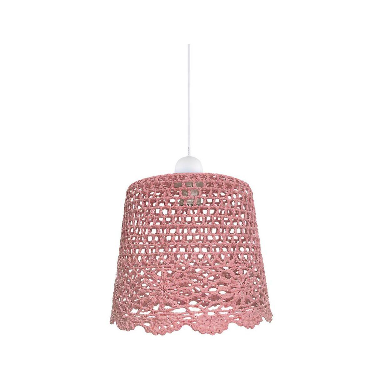 czerwona lampy wisząca do salonu leroy merlin