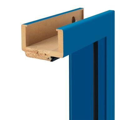 Ościeżnica kompletna regulowana 90 Prawa Niebieska 160 - 180 mm Classen