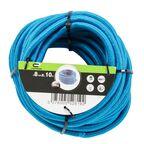 Lina elastyczna 25 kg 8 mm x 10 m niebieska STANDERS