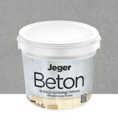 Efekt dekoracyjny BETON 14 kg Napoli JEGER