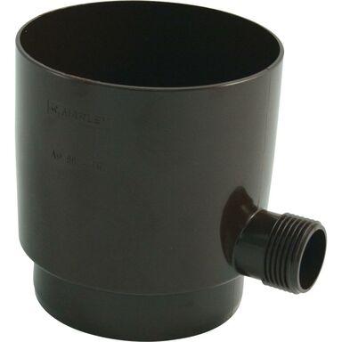 Zbieracz deszczówki 53 mm Brązowy MARLEY