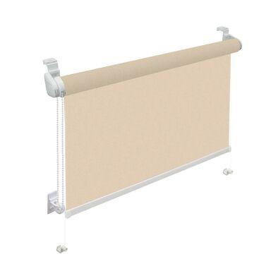 Roleta okienna MADRYT 72.5 x 160 cm beżowa