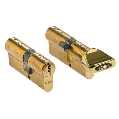 Zestaw wkładek drzwiowych BĘBENKOWYCH HEKTOR 40 x 50 mm + 40 x 50G mm LOB