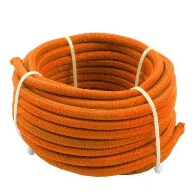 Lina elastyczna 11 kg 5 mm x 75 m pomarańczowa STANDERS