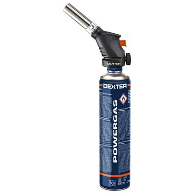 Minipalnik gazowy ROFIRE PIEZO 1060 KIT DEXTER