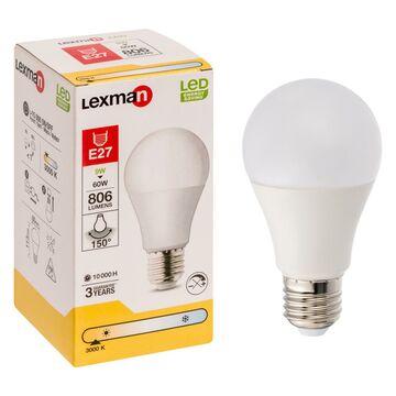 Żarówka LED E27 9 W 806 LM LEXMAN