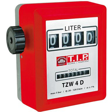 Licznik wody do pomp TZW 4 D T.I.P.