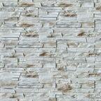 Kamień elewacyjny betonowy Basalto Natural 37,5 x 10 cm 0.38m2 Incana