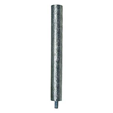 Anoda magnezowa SOLEI 50-60 L wys. 250 x szer. 25 x gł. 25 mm ELEKTROMET